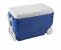 80l blue plastic esky cooler box SY722 chilly bin