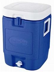 塑料攜帶方便式冷藏箱