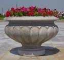 優質精品石頭花盆