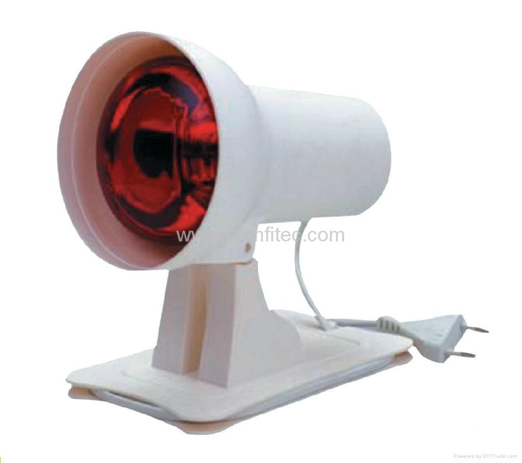 infrared lamp infrared heat lamp infrared therapy. Black Bedroom Furniture Sets. Home Design Ideas