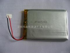 锂离子聚合物电池
