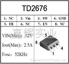 PWM DC/DC TD267