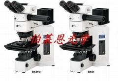 奧林巴斯BX51M顯微鏡