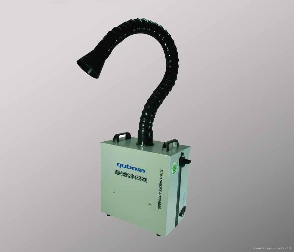 酷柏焊接煙霧淨化裝置 4