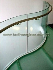 Curved Tempered Glass/Toughened Glass
