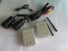 5.8G远距离无线监控收发机
