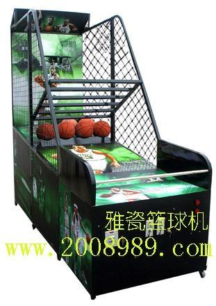 加長型籃球機 1
