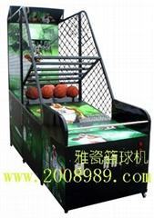 加長型籃球機