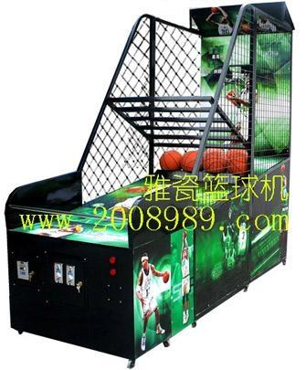 加長型籃球機 2