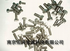 Zirconium Flange,Bolts,Nuts and other Standard Parts