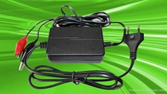 Supply Lead-Acid battery smart charger