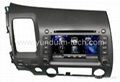 Car DVD Player (GPS,Radio,TV,USB,bluetooth)  special for Honda Civic
