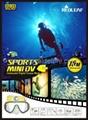 HD waterproof diving mask camera 3