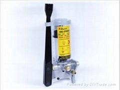 供应三浪手动油脂润滑泵XEP20冲床手动黄油泵
