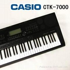 卡西欧 CTK-7000电子琴