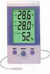 digital thermometer & hygrometer DT-3