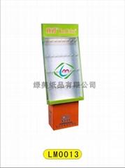 供應深圳紙貨架