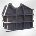Kiln tyres by steel casting 1