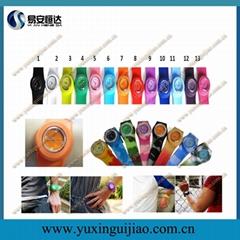 新到13種顏色運動時尚啪啪表