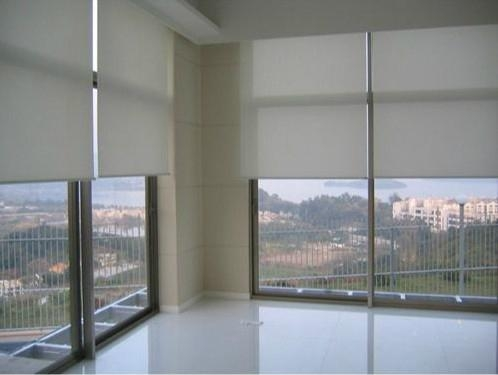 Roller Blinds Manual And Motor Controled Yazhi 002