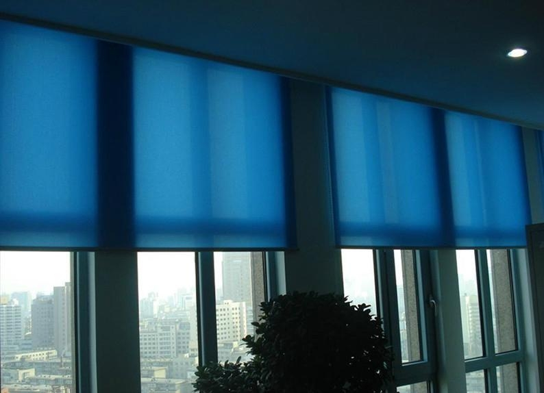Roller Blinds(Manual and Motor Controled) 2