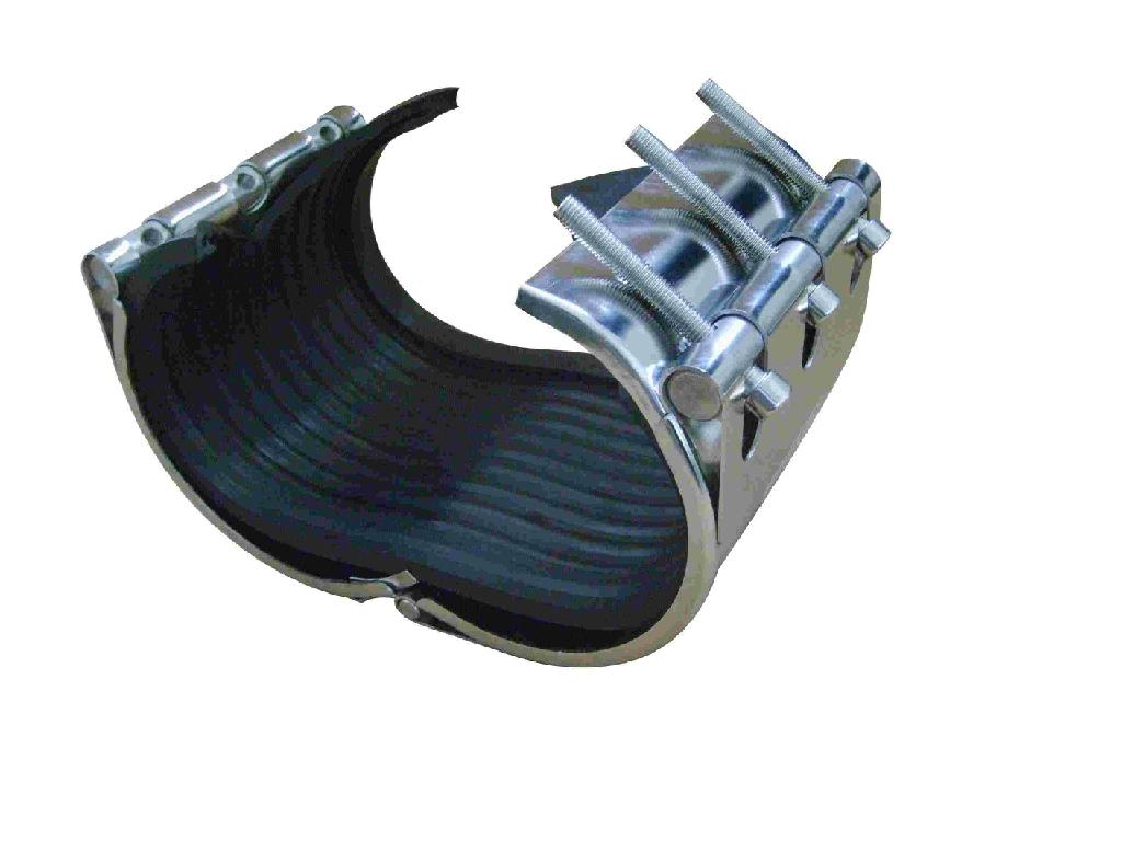 Steel Couplers With Witness Holes : Repair clamps rch s zhuhong china manufacturer