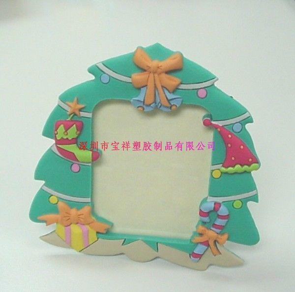 PVC塑膠禮品相框 4