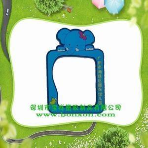 深圳PVC滴膠廣告冰箱貼 3
