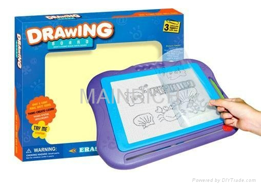 Magnetic Drawing Board MR-4438 1