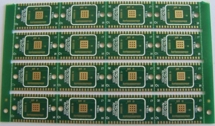 半孔电路板专业生产商小批量加急3天可出货 1