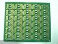 多个PCB拼板  尺寸60*6