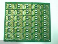 多個PCB拼板最大尺寸60*60CM以內可生產