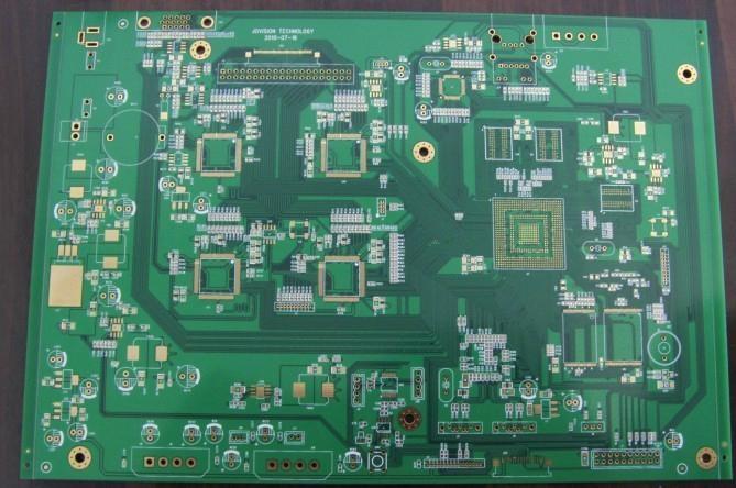 六层PCB刚性板 1