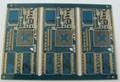 蓝油六层BGA电路板最快4天出货 1