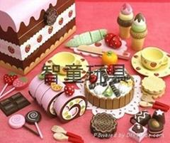 草莓蛋糕組