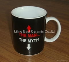 promotional & advertising ceramic coffee mug