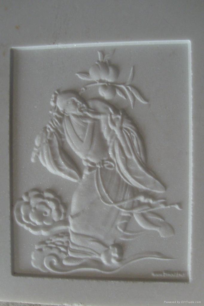 晉城石材雕刻機 2