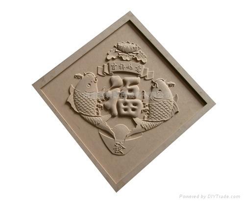 呂梁石材雕刻機 2