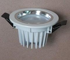 led壓鑄筒燈5-15w