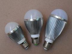 led球泡燈3-7w