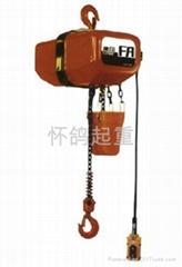 日本大象FA型吊机挂勾式电动葫芦