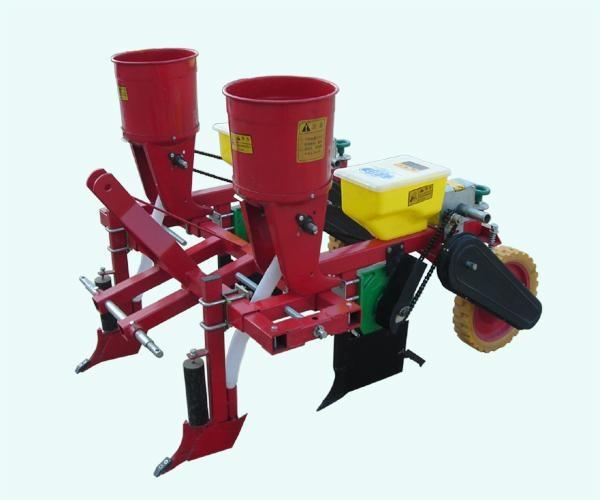 玉米播种机类型_小麦、玉米播种机行业加快升级_农机通讯社