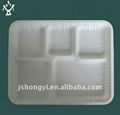 Corn starch Disposable lunch box 1