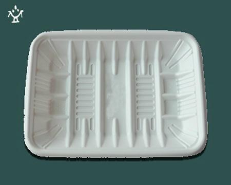 Corn starch disposable tableware 1