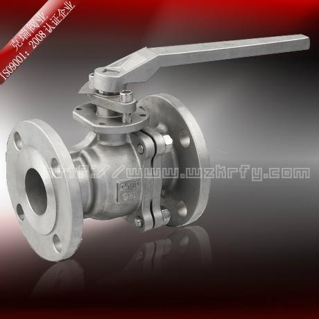 """产品名称:法兰球阀 工程通径:1/2""""~10""""(dn15~dn250) 工程压力:1.6~6.图片"""
