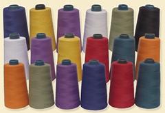100% spun polyester Bobbin yarn
