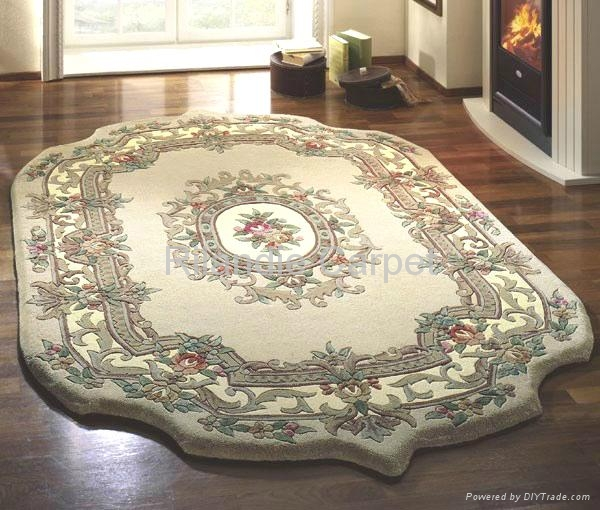Chinese Carpets And Rugs: Chinese Wool Rug