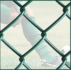 體育場包塑勾花圍網