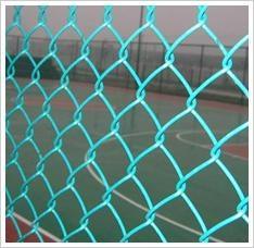 體育場包塑勾花圍網 2