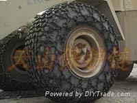 装载机轮胎防滑保护链
